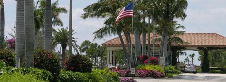 Hunters Run Golf & Racquet Club - Boynton Beach, FL